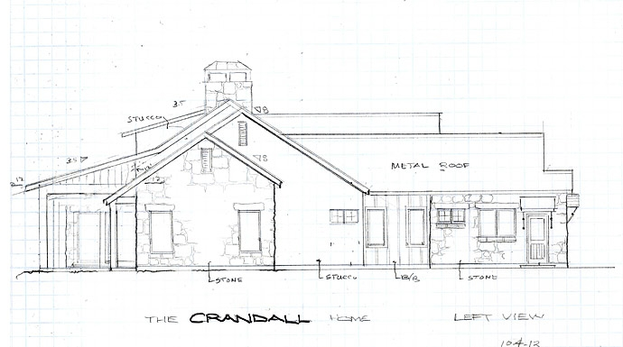The Crandall Home