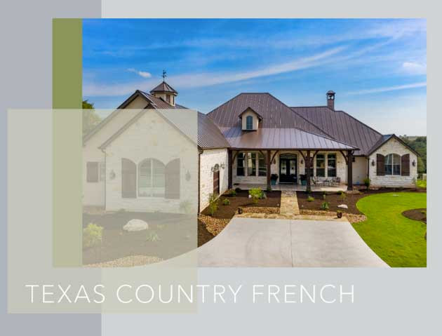 Texas Country French Album